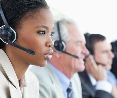 Outbound Call Center Agents